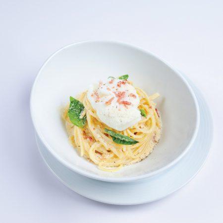 Western - Spaghetti Carbonara
