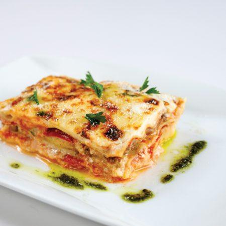 Western - Vegetable Lasagna