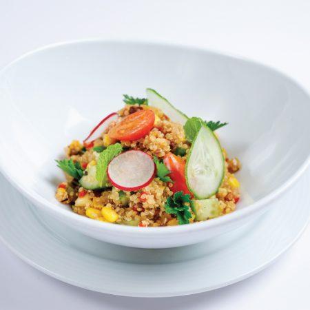 Western - Quinoa Salad