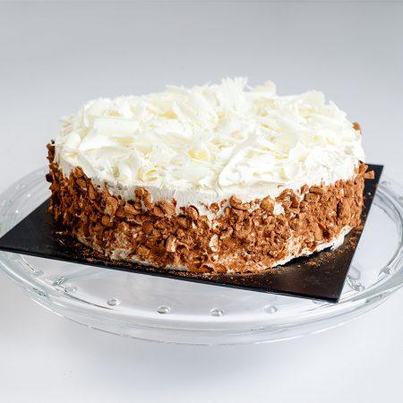 Coffee Butter Cream Cake