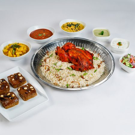 Whole Masala Roast Chicken Sawan